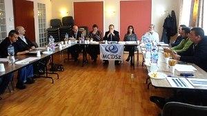 MCDSZ kongresszus