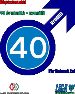 Nyugdij40 népszavazás